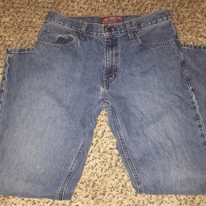 Arizona Jeans Men's Size 32x32 Original Straight